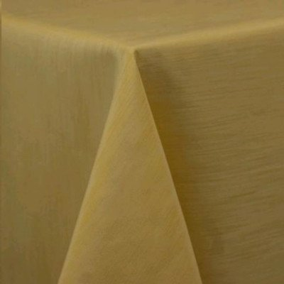 """Round Tablecloth 132"""" Majestic Maize picture 1"""