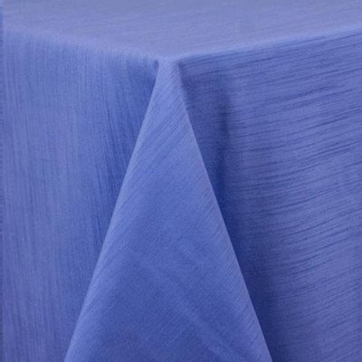 "Round Tablecloth 132"" Majestic Periwinkle picture 1"