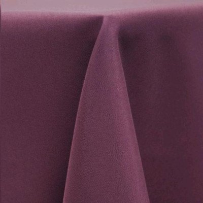 Tablecloth 90X132 Poly Claret picture 1