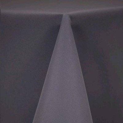 Tablecloth 90X132 Poly Grey picture 1