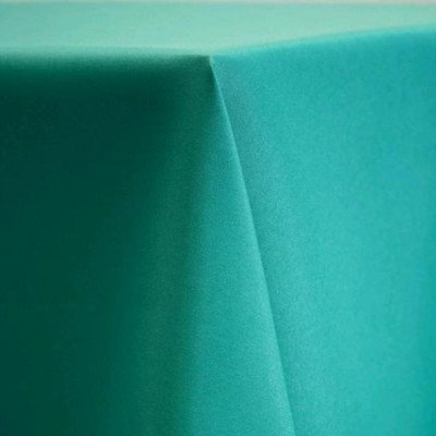 Tablecloth 90X132 Poly Jade picture 1