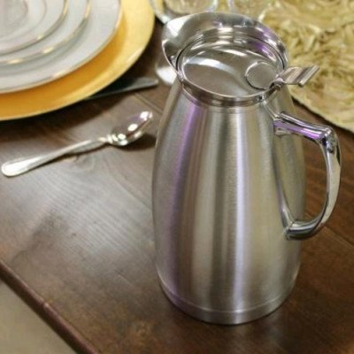 Pitcher, Stainless Coffee picture 2
