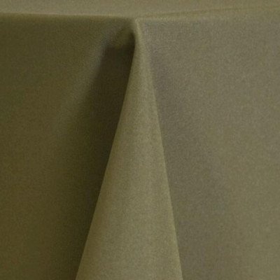 Tablecloth 90X132 Poly Olive picture 1