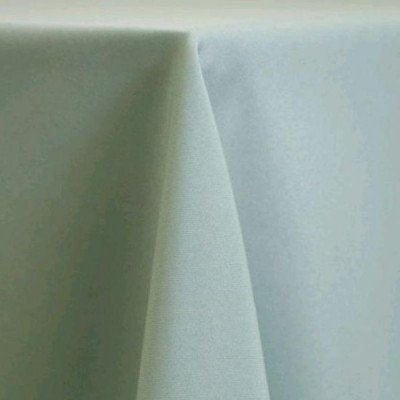 Tablecloth 90X132 Poly Seamist picture 1