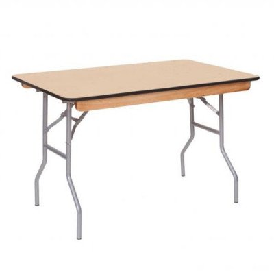 """Table, Rectangular, 4' X 30"""" picture 1"""
