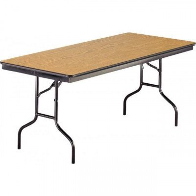 "Table, Rectangular, 6' X 24"" picture 1"
