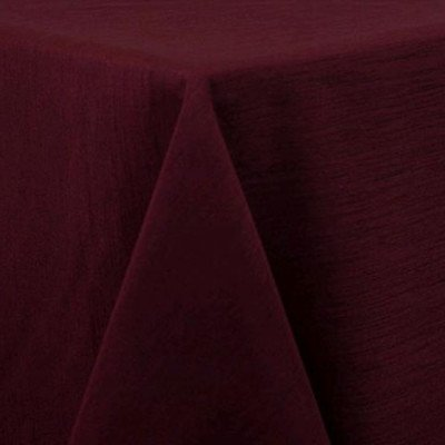 Tablecloth 90X156 Majestic Burgundy picture 1