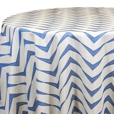 """Round Tablecloth 120"""" Boomerang picture 1"""