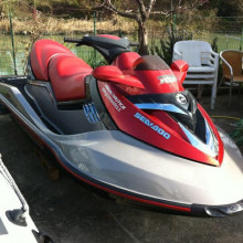 SeaDoo Rxp supercharged waverunner