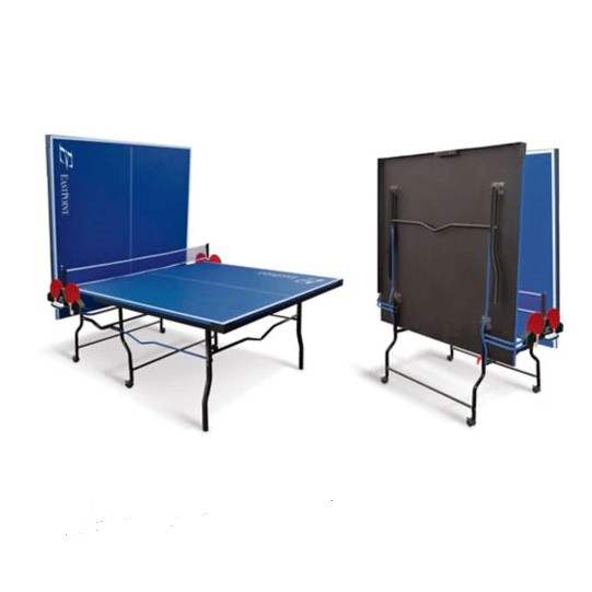 ping pong table- fold n store table tennis table-2