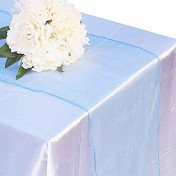 Light Blue – Table Runner - Organza
