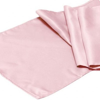 pink – table runner - lamour