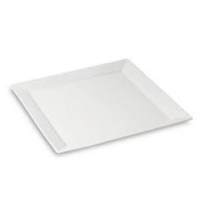 square dinner plate – 9.5""