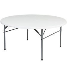 """table round - 48"""" wide x 30"""" high"""