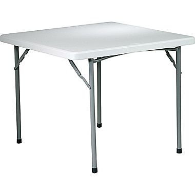"""table square 36"""" wide x 30"""" high"""