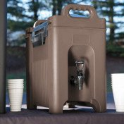 Beverage Thermos - 50 cups (2.75 Gallon)