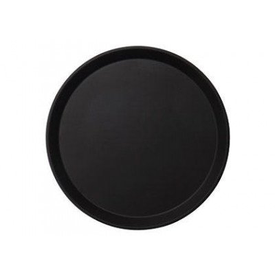 """tray – round 14"""" with non slip surface"""