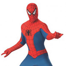 Adult spider man suit