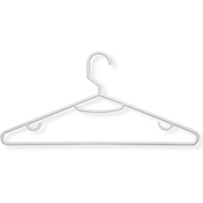 clothing hangers – plastic