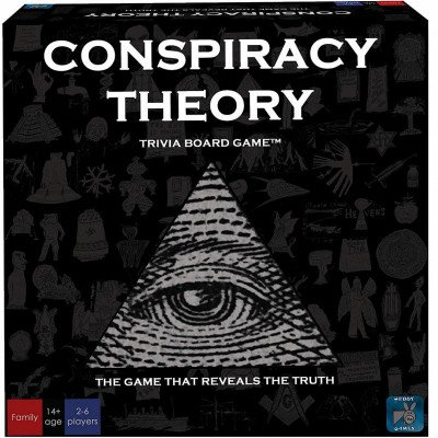 conspiracy theory trivia board game picture 1