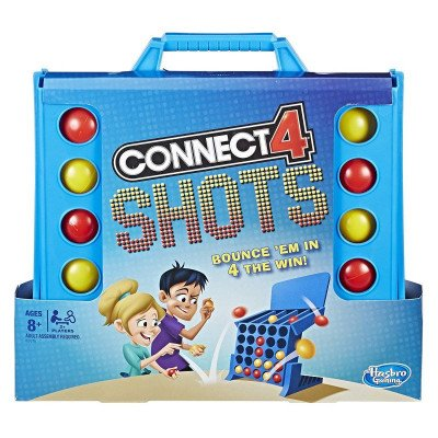connect 4 shots game picture 1