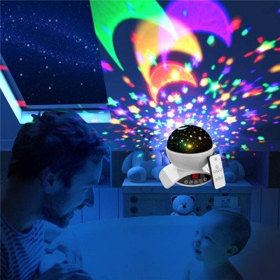 night lights star projector picture 1