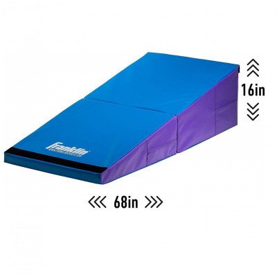 Gymnastics Folding Cheese Mat picture 2