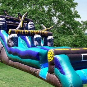 Wild Rapids Waterslide with Air Tubes