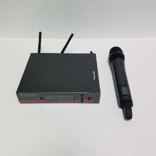 Sennheiser wireless handheld microphone system