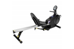 Rowing Machine & Recumbent Bike Combo