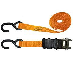 Orange Ratchet Strap