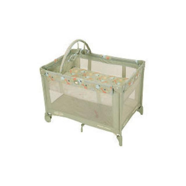 Graco – Safari Pack N Play Pen