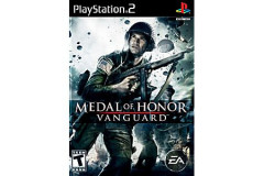 Playstation – Medal of Honour Vanguard - ps2 game