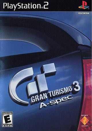 playstation – grand turismo 3 a-spec -ps2 game