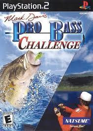Playstation – Pro Bass Challenge - ps2 game
