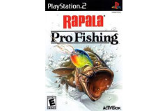 Playstation – Rapala Pro Fishing - ps2 game