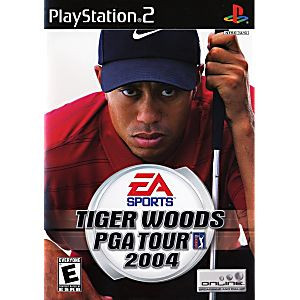 Playstation – Tiger Woods PGA Tour 2004 - ps2 game