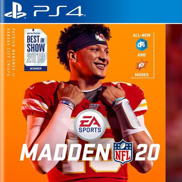 Madden 20 for PS4
