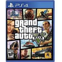 grand theft auto 5 - ps4 game-1