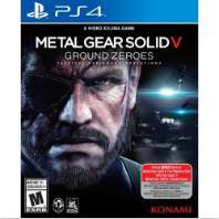 Metal gear solid 5 - ps4 game