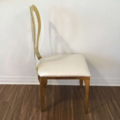 infinity chairs - gold-1