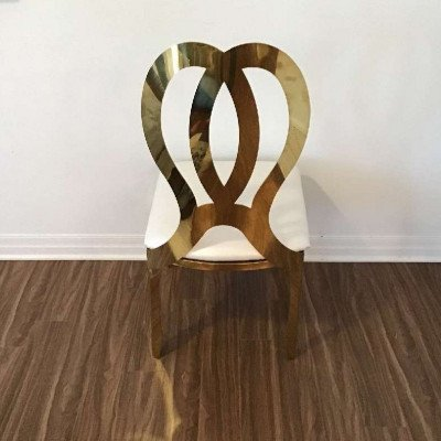 infinity chairs - gold-2