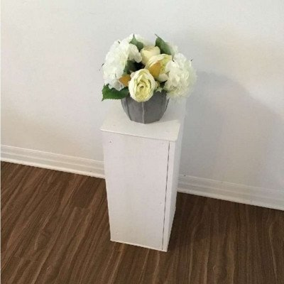 white pedestal - small-1