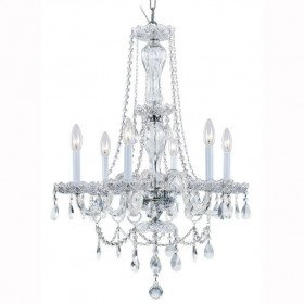 Chandelier Clear Crystal