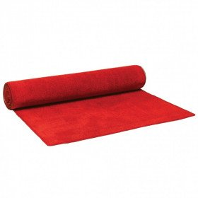 Red Carpet 10×20 Long with Sub Flooring