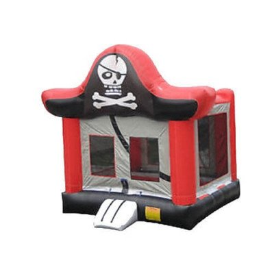 Inflatable Pirate Theme Bouncer picture 1