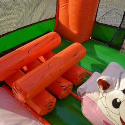 Inflatable Animal Ranch Bounce picture 4