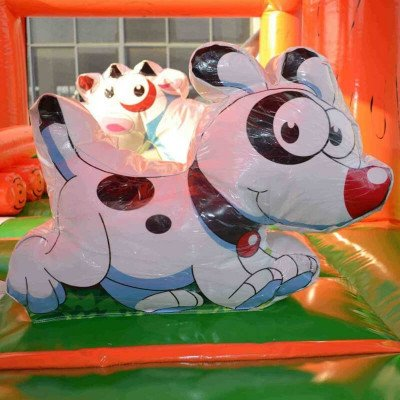 Inflatable Animal Ranch Bounce picture 5