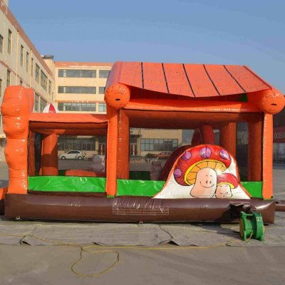 Inflatable Animal Ranch Bounce picture 6