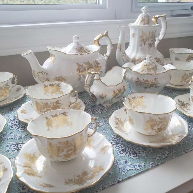 HAMMERSLEY - Tea Party Set
